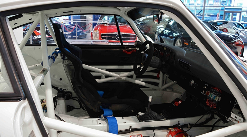 Porsche 993 GT2 Race Car Interior