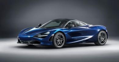 Bespoke McLaren 720S On Display In Geneva