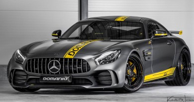 Mercedes-AMG GT R Tuned by Domanig Autodesign