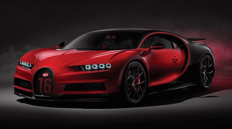 Bugatti Chiron Sport Revealed