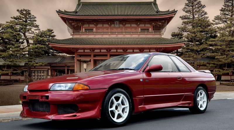 Nissan Skyline GTS-T For Sale