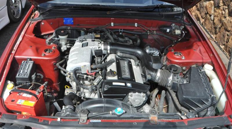Nissan Skyline GTS-T Engine