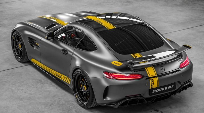 Domanig Autodesign Mercedes-AMG GT R