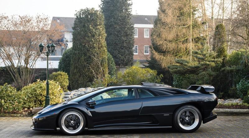 Rare Lamborghini Diablo GT