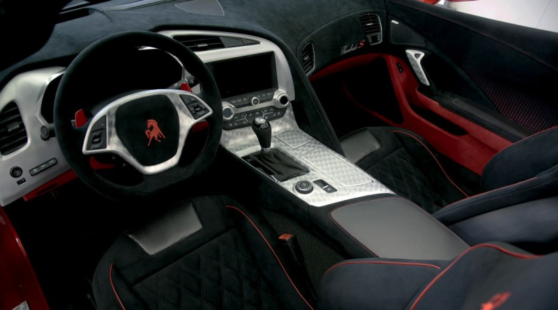 Equus Throwback Interior