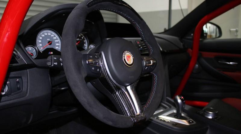 Manhart BMW M4 Interior