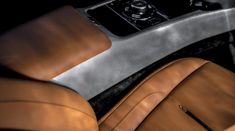 Bespoke Rolls Royce Interior