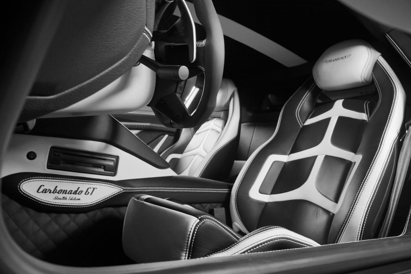Lamborghini Aventador Mansory Carbonado GT