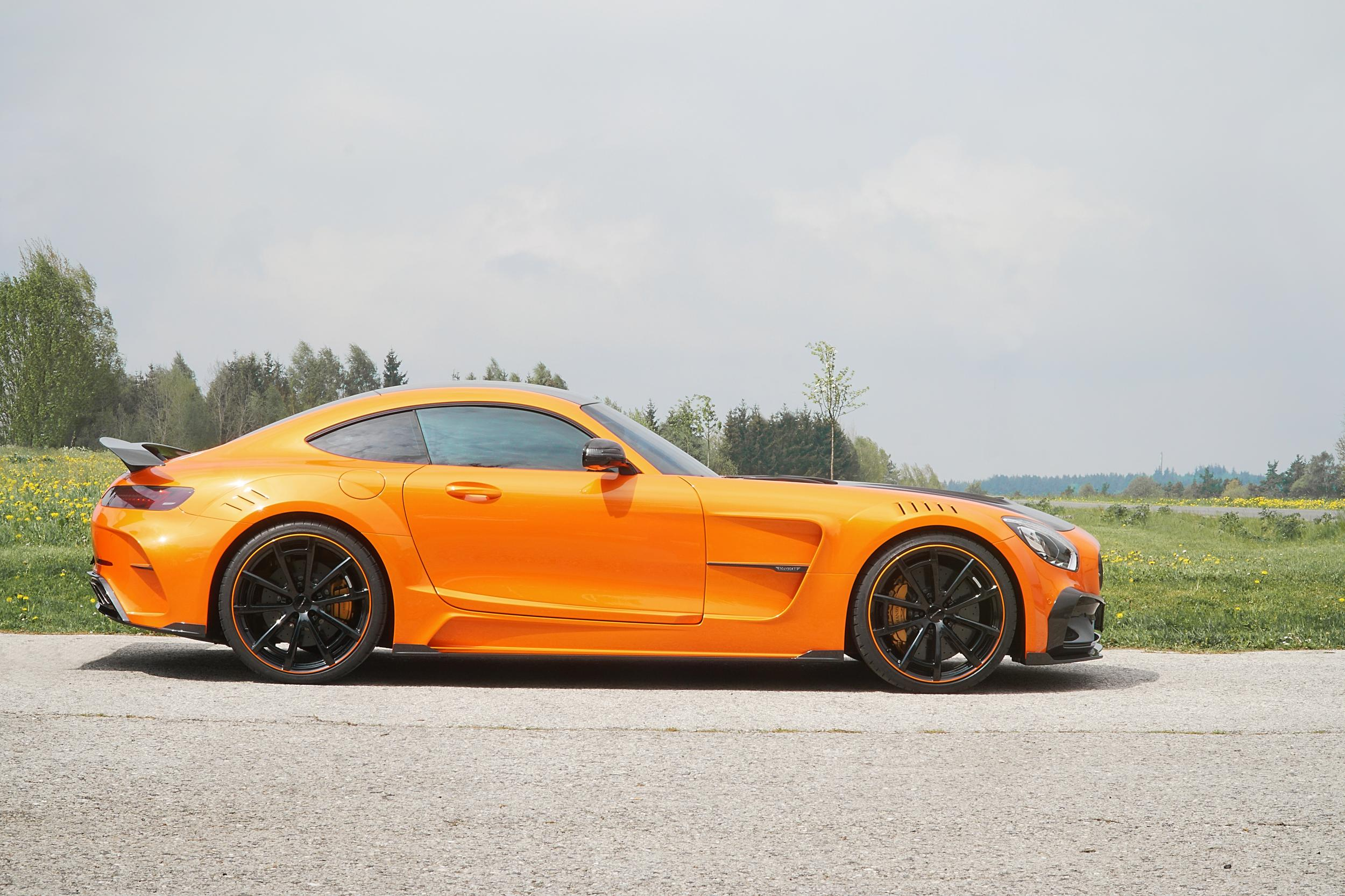 Mansory Mercedes-AMG GT-S