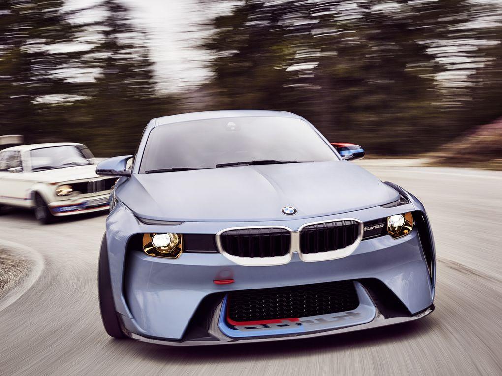 BMW 2002 Hommage Concept