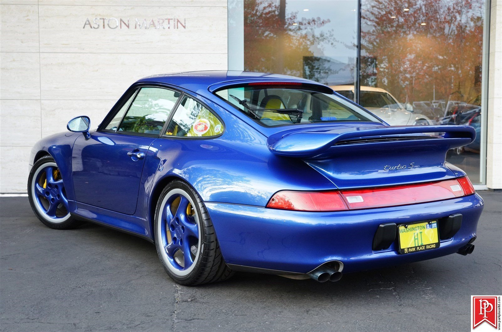 Nissan Of Bellevue >> The Finest Porsche 993 Turbo S on the Market | Supercar Report
