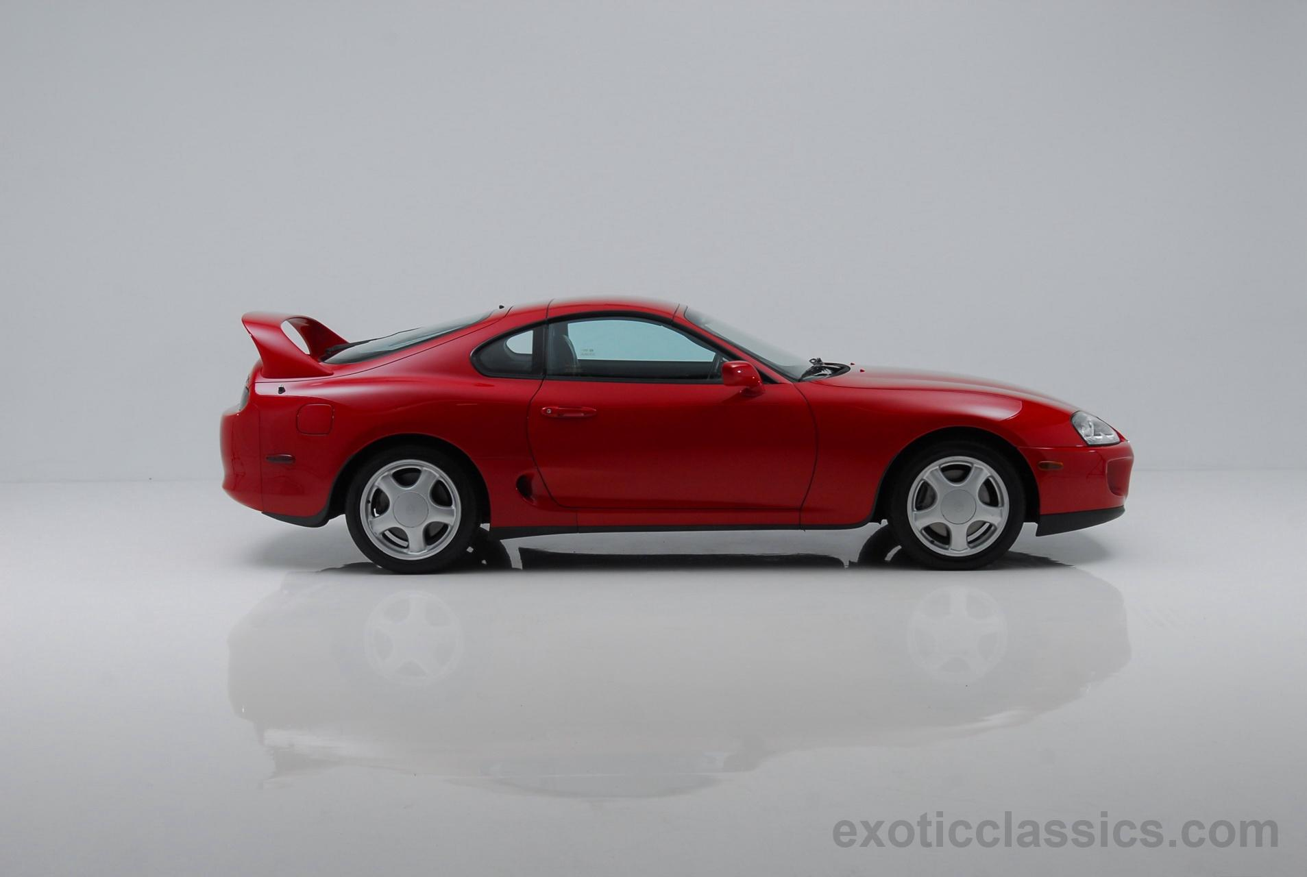 stunning 1994 toyota supra twin turbo for sale supercar report. Black Bedroom Furniture Sets. Home Design Ideas