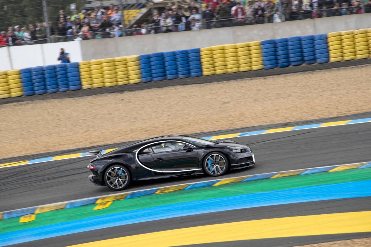 Bugatti Chiron Le Mans