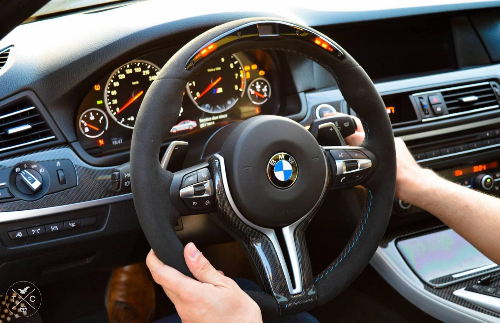 Manhart BMW F10 M5
