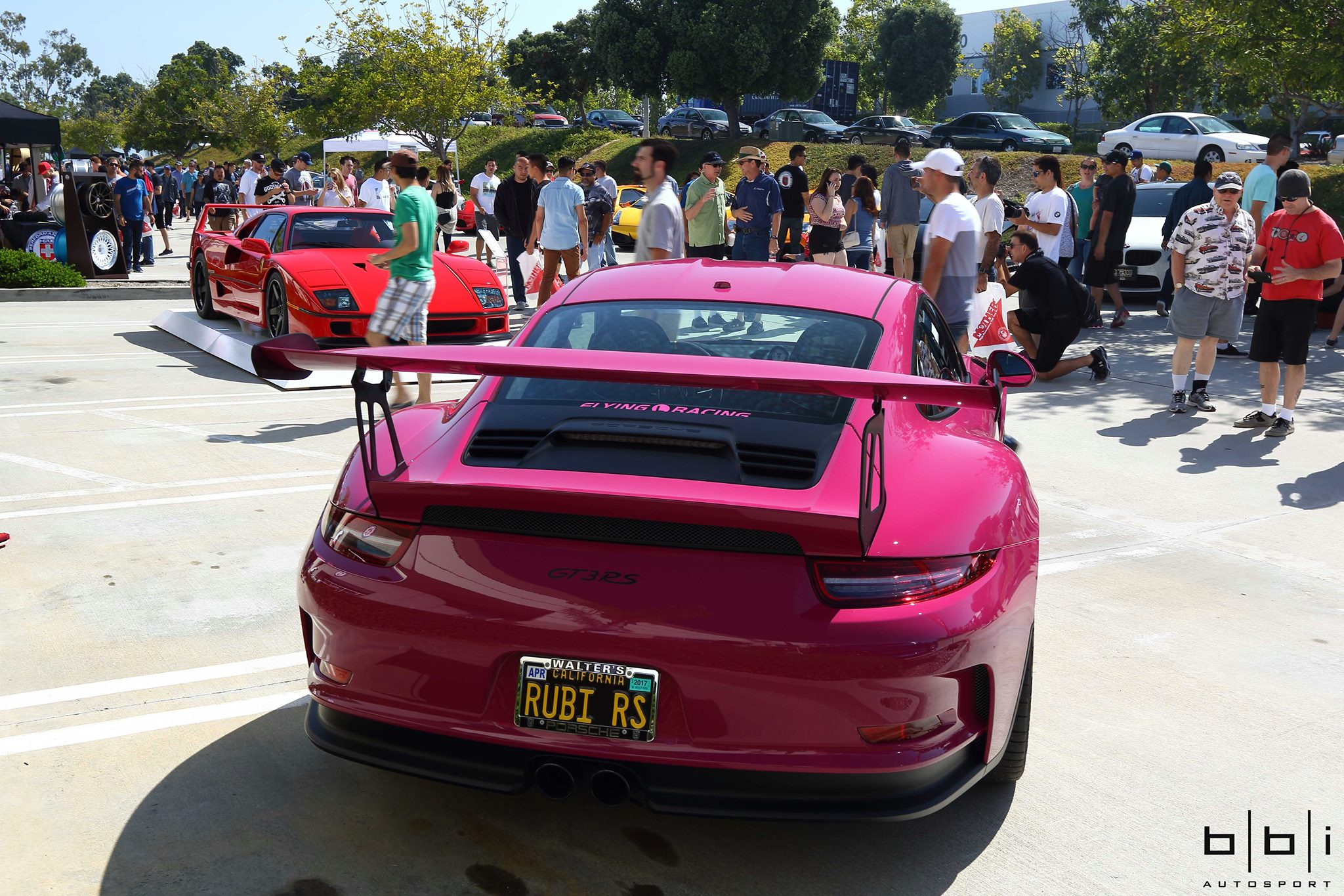 Ruby Star Porsche 911 GT3 RS
