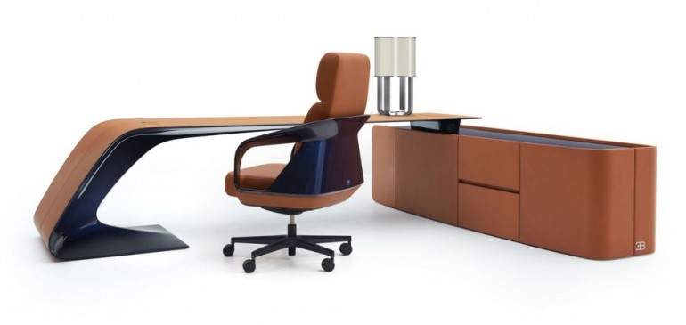 Ettore Desk with Board and Chair