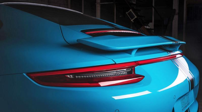 TechArt 2017 Porsche 911 Carrera S