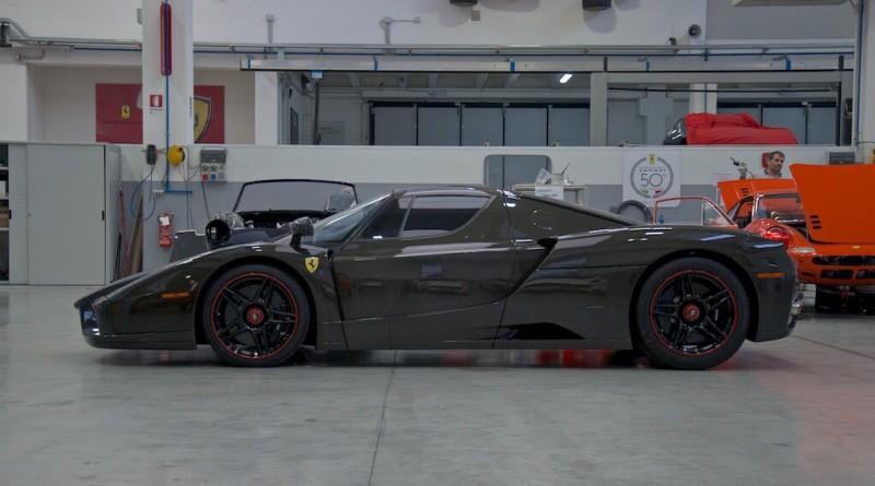 Carbon Fiber Ferrari Enzo