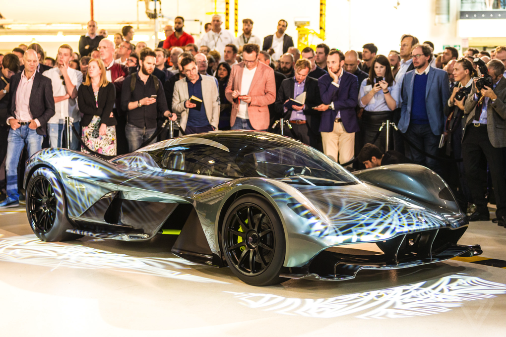 Aston Martin S F1 Inspired Am Rb 001 Hypercar Supercar Report