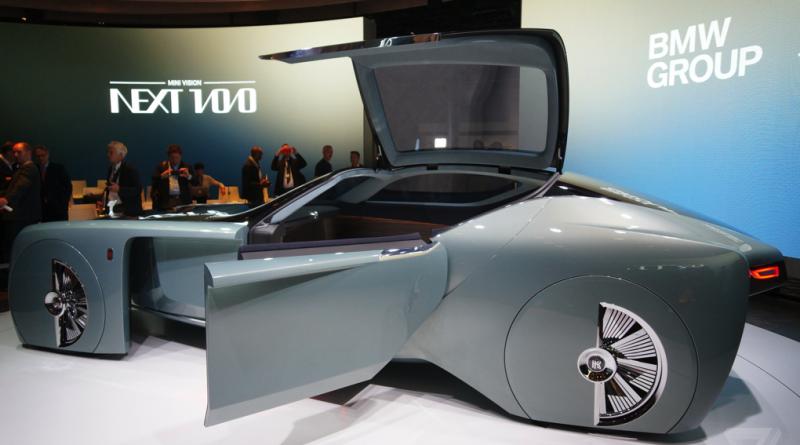 Rolls Royce 103EX