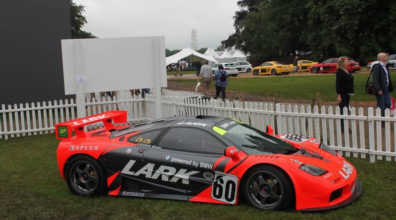 LARK McLaren P1 GTR and F1 GTR