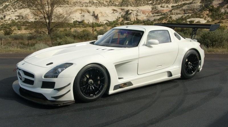 2014 Mercedes-Benz SLS AMG GT3