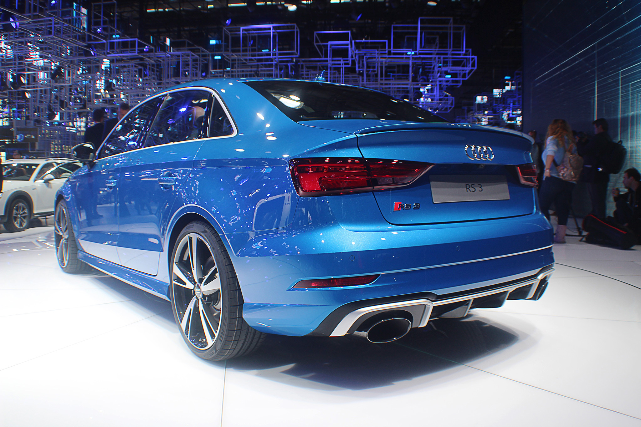 2018 Audi Rs3 Is Coming To The Usa Supercar Report