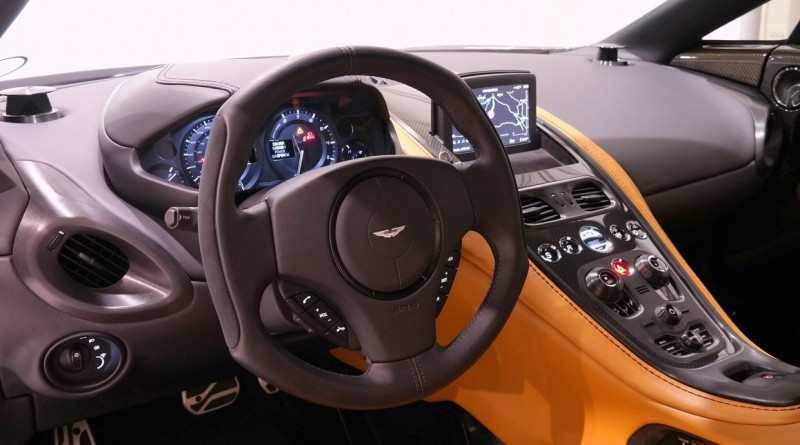 Aston Martin One-77 Interior