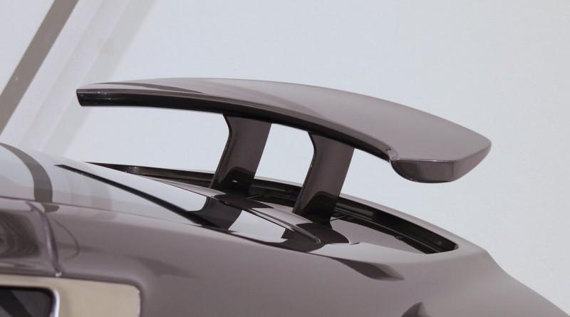 Aston Martin One-77 Spoiler