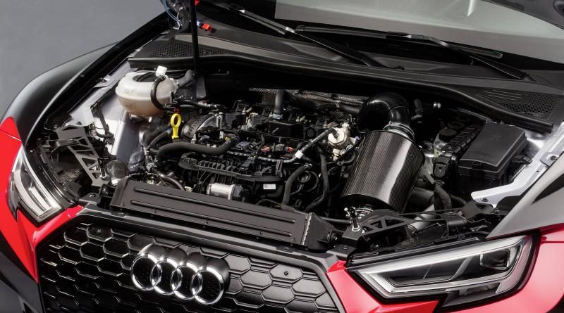 Audi RS3 LMS Engine