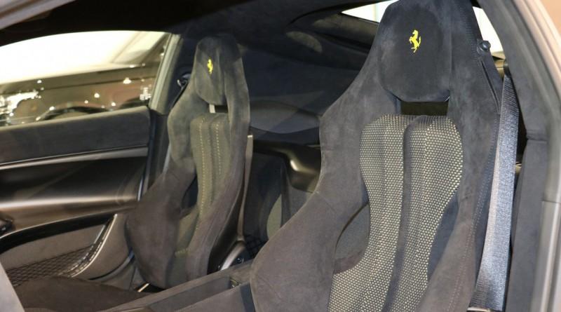 Ferrari F12 TDF Seats