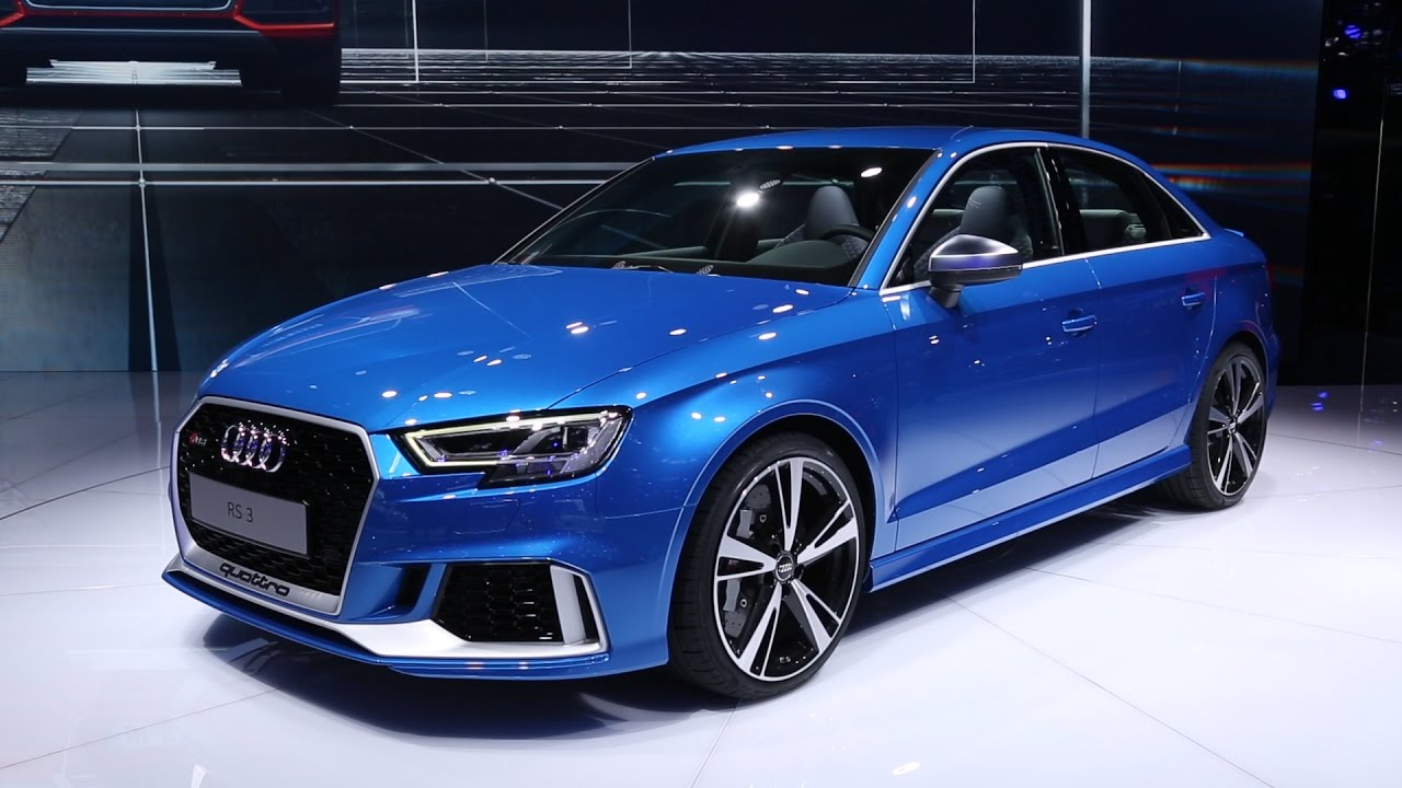 2018 audi rs3 is coming to the usa supercar report. Black Bedroom Furniture Sets. Home Design Ideas
