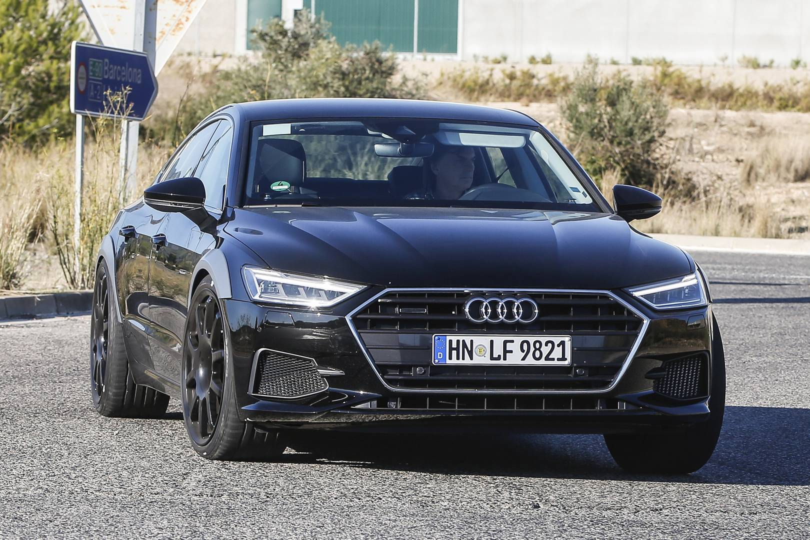 2019 Audi Rs7 Sportback Spy Shots Supercar Report
