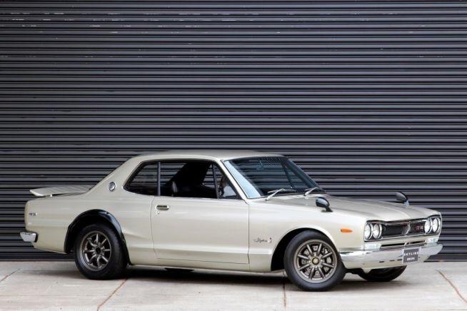 Skyline GT-R Hakosuka