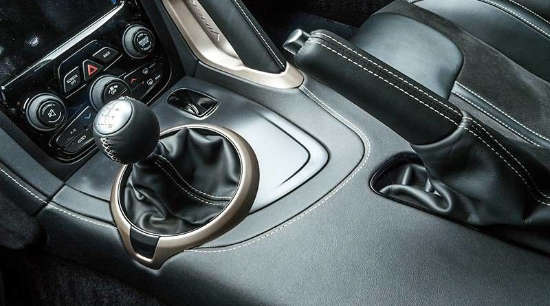 Dodge Viper ACR Voodoo II Edition Shifter