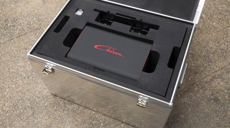 Bugatti Chiron Crate