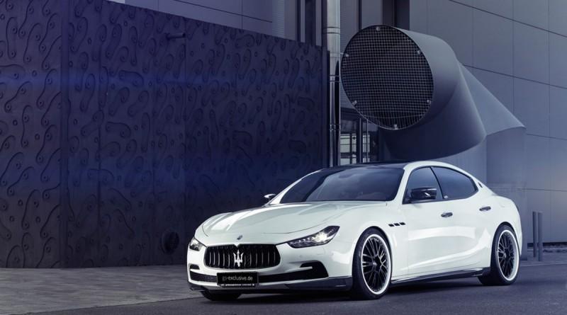 Maserati Ghibli EVO
