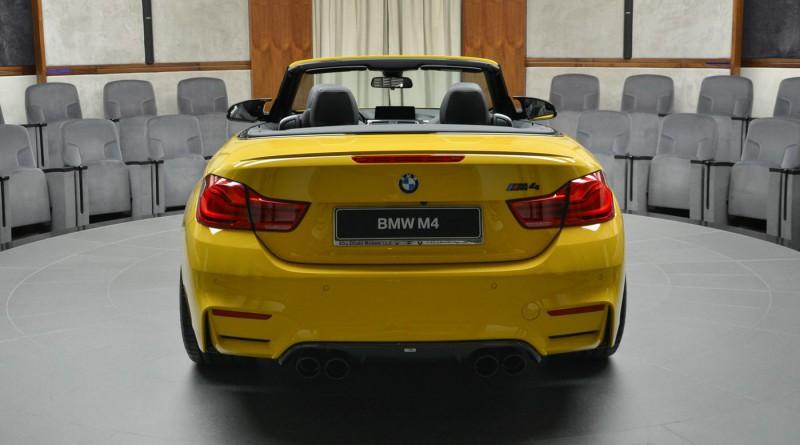 AC Schnitzer BMW M4 Convertible