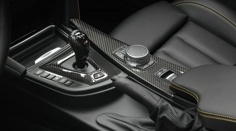 AC Schnitzer BMW M4 Shifter