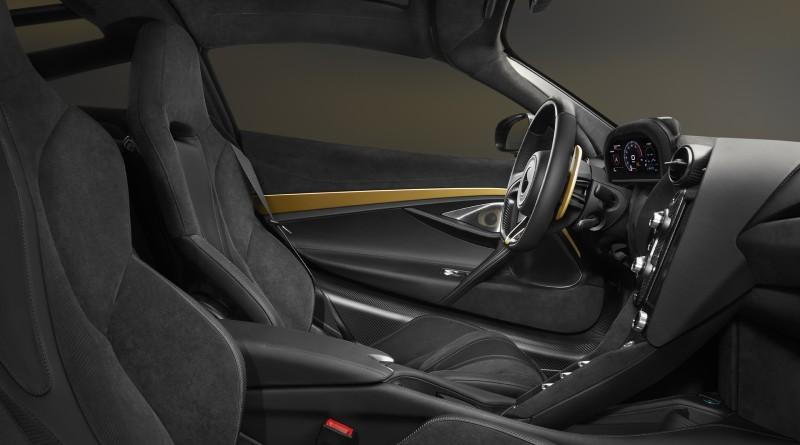 McLaren 720S MSO Interior