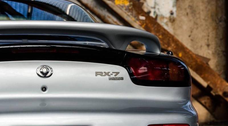 Silverstone Mazda RX7 R2