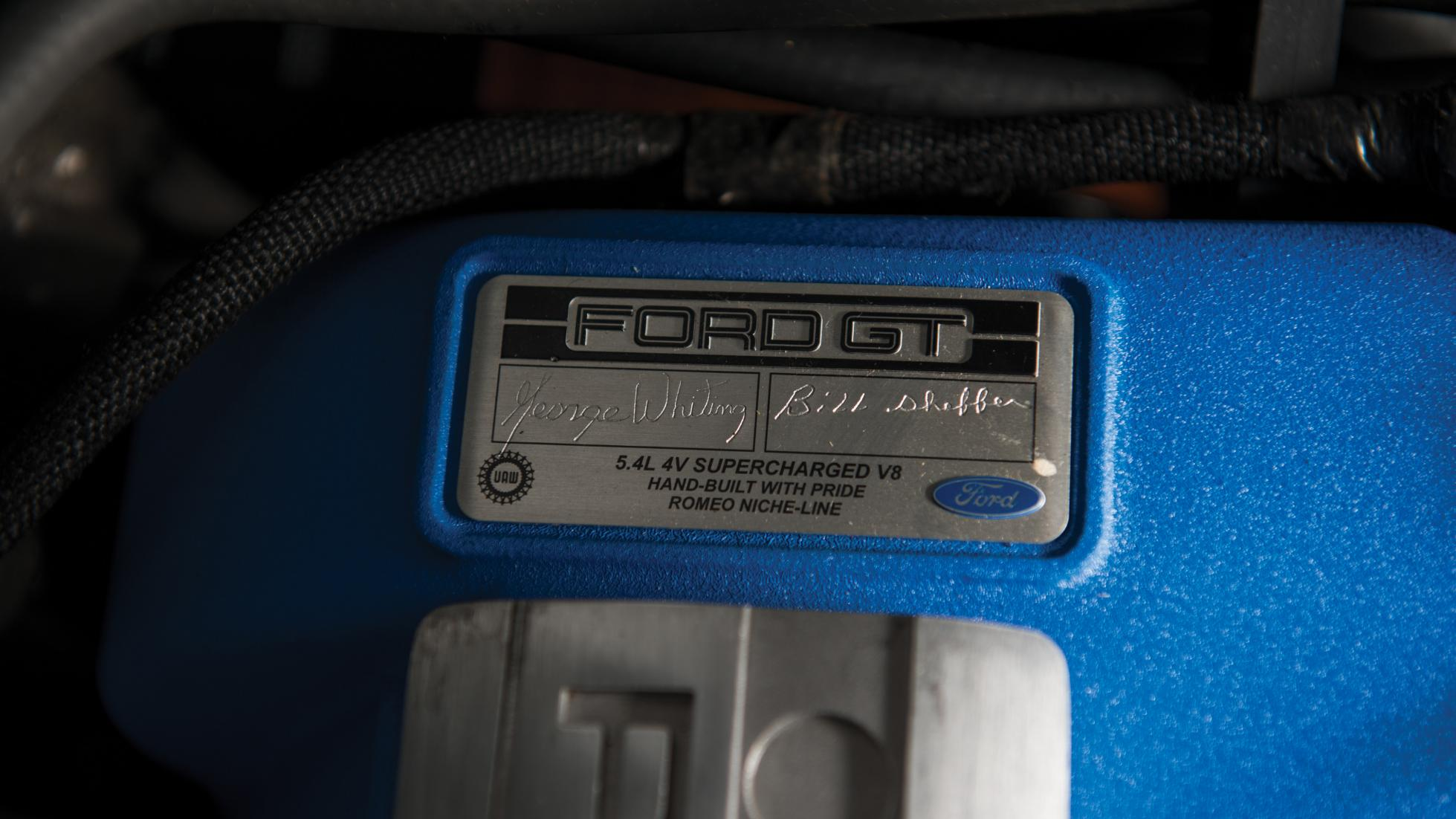 Ford Gt Badge