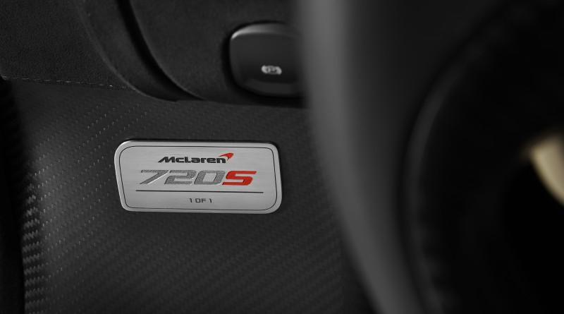 McLaren 720S MSO 1 of 1