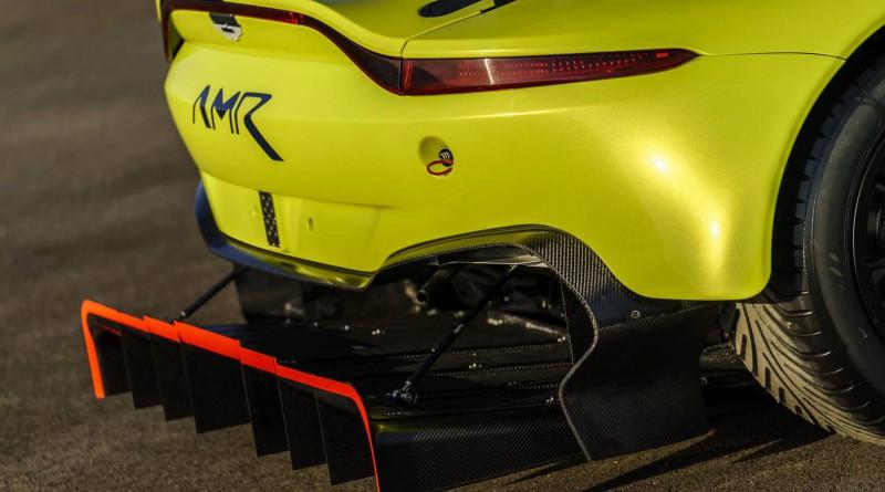 2018 Aston Martin Vantage GTE Rear