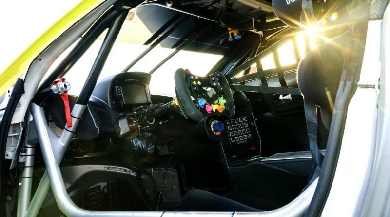 2018 Aston Martin Vantage GTE Interior