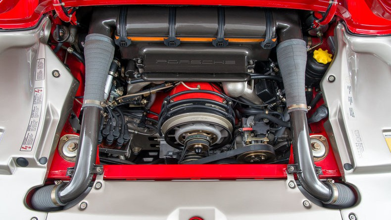 1988 Porsche 959 Sport Engine