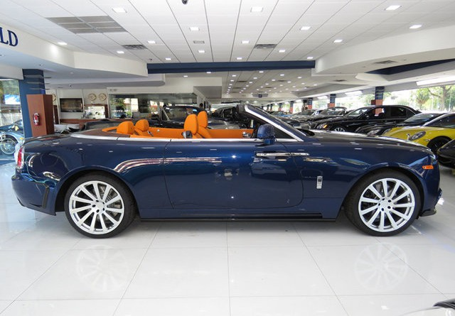 2016 Rolls Royce Dawn Mansory For Sale