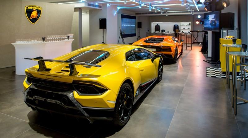 Lamborghini Dealer Macau