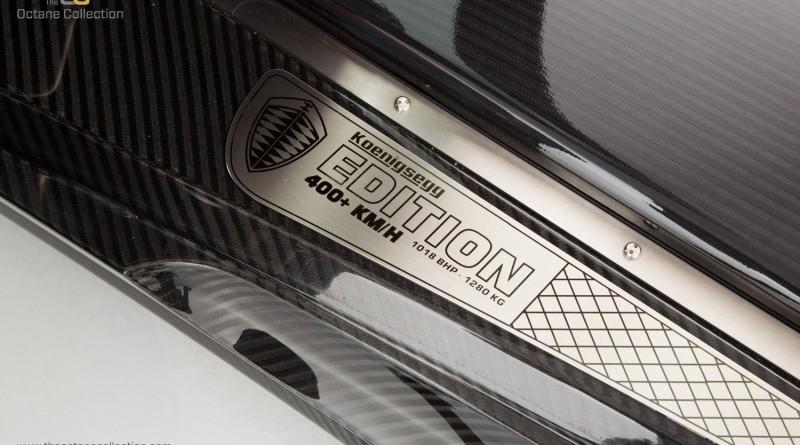 Koenigsegg CCXR Edition Badge