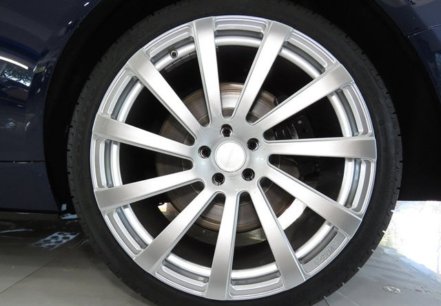 Rolls Royce Dawn Avorza Wheel